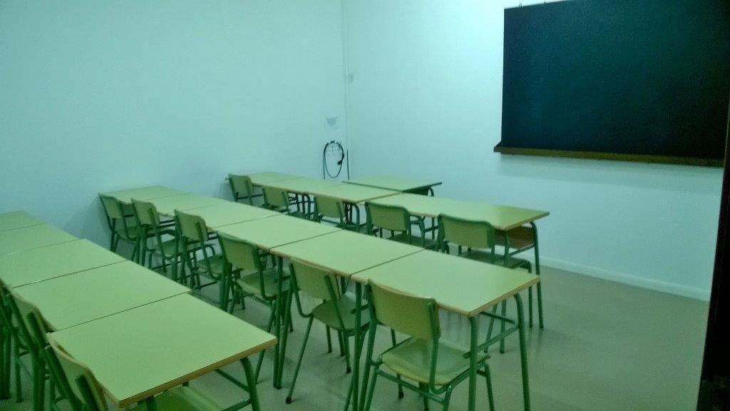 Aula de Academia Maestre